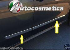 4 Protezione Porte Cornici Profili Acciaio Cromo Stampato Volkswagen Golf VII 7