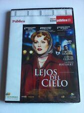 LEJOS DEL CIELO - CINE PUBLICO II - DVD - 110MIN - SLIMCASE - NEW NUEVA EMBALADA