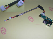 HP Pavilion DV6000 G6000 DC Power Jack Port Board with Cable Connector Wire 90W