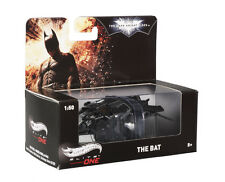 BATMAN DARK KNIGHT RISES THE BAT PLANE ELITE  1/50 MODEL CAR BY HOTWHEELS BCJ82