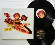 SPACEWAYS Trad UK 2 LP 1996 Trip Hop Acid Jazz Downtempo
