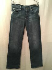 7 For All Mankind Jeans Women's Sz 30 Relaxed Buttonfly 160912