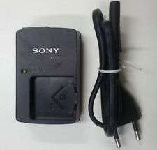 Sony Bc-csn Camera Battery Charger+ Power Cable For Sony Np Bn1