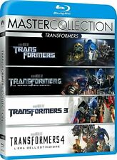 TRANSFORMERS COLLECTION - X5 Blu-Ray Discs -