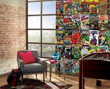 Marvel Comic Book Full Size Wall Mural NEW 9' High 15' Wide SOLD OUT EVERYWHERE
