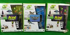 Lot Of 3 Appgear Games iPad Android, 1 - Foam Fighters, 2 - Alien Jailbreak