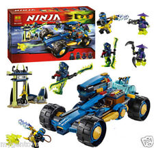 Ninjago Ninja Jay Walker One BELA 10396 with LEGO Compatible
