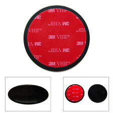 65mm Car Dash/board Suction Cup Mount Disc Disk 3M Pad Garmin Nuvi c510 c530 GPS