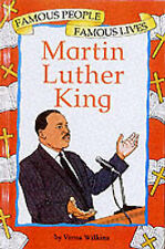 Martin Luther King by Verna Allette Wilkins (Paperback, 2002)
