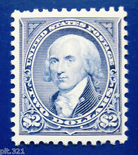 Sc #2875a ~ $2 BEP Centennial Madison Single from Souvenir Sheet