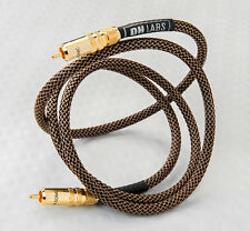 DH Labs Silver Sonic Thunder Premium Subwoofer Cable RCA-RCA 1.5 meter