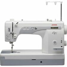 Janome Sewing Machine Quilting 1600P-QC New + FREE $115 Bonus Kit