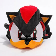 SHADOW SONIC THE HEDGEHOG CAPPELLO COSPLAY hat chapeau cap hut peluche berretto
