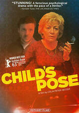 Child's Pose (DVD) A Film By Calin Peter Netzer