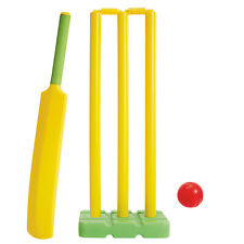 NEW Kids Space Plastic Cricket Set Age: 5+