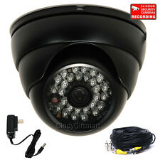 SONY CCD IR LED Night Vision Wide Angle Security Camera Surveillance Outdoor WL0