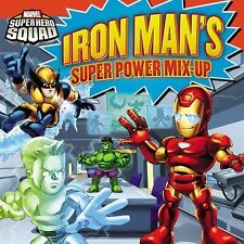 Super Hero Squad: Iron Man's Super Power Mix-Up (Marvel Super Hero Squad (LB Kid