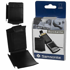 SAMSONITE HANDHELD PDA PC BARCHETTA LEATHER CASE WALLET
