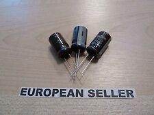 3x 1000uF 1000Mf 1000Uf 35V 105°C 13x21 mm  radial electrolytic capacitor