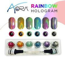 Aora Hologram Kit +Top 0.47 oz. & Base  0.47 oz.