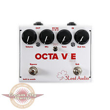 Brand New 3Leaf Audio Octabvre MKII Octave Pedal