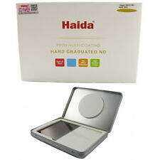 Haida Pro II MC Optical 150 mm X 100 mm GND Hard Edge cronologia FILTRO nd0, 6 (4x)