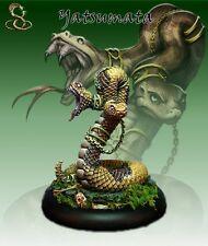 Bushido BNIB-yatsumata de dos cabezas de serpiente-de la OIC Clan