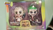 Hot Toys Cosbaby Suicide Squad The Joker & Harley Quinn Hammer Instock to Ship