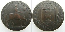 Collectable 1791 Half-Penny Token - Hull - William III