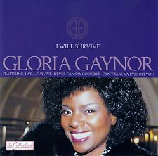 GLORIA GAYNOR : I WILL SURVIVE / CD - TOP-ZUSTAND
