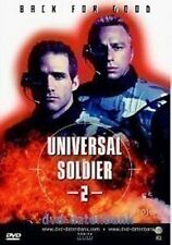 UNIVERSAL SOLDIER 2 Back for good Matt Battaglia DVD OP