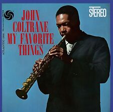 JOHN COLTRANE MY FAVOURITE THINGS NEW SEALED VINYL LP IN STOCK