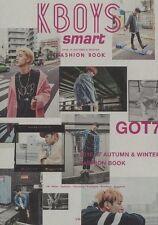 KBOYS×smart 2016-17 AUTUMN & WINTER FASHION BOOK Japan Magazine Poster Postcard