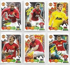 ANTONIO VALENCIA 2013 ADRENALYN XL MANCHESTER UNITED MU #65