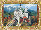 Dolls House Tapestry Printed Canvas Picture Wall Hanging Miniature 1/12th #208