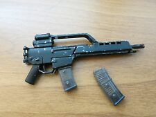 Hot Popsalute 1/6 Terminator T3 Arnold machine gun weapons - action figure toys