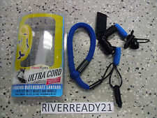 Sea-doo Kawasaki Jet-Ski Yamaha Wave-Runner Wrist-Lanyard-Key Floating Blue RTS