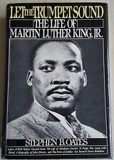 Let the Trumpet Sound The Life of Martin Luther King Jr Stephen Oates 1982 Book