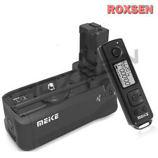 Meike Pro Wireless Remote control Battery Grip Pack for Sony NEX E A7 II VG-C2EM
