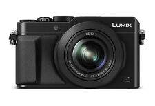 Panasonic LUMIX DMC-LX100 4K UHD 12.8MP Camera -Black - FEDEX USA