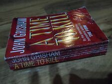 A Time To Kill by John Grisham (Paperback,) GOOD USED CONDITION