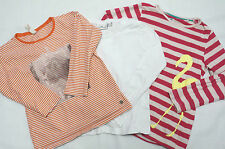 3 Stück SET Eat Ants by Sanetta Lupilu Tom Tailor Langarmshirts Shirts Gr. 116