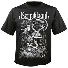 KORPIKLAANI - BLACKSMITH  T-SHIRT Size/SIZE M NEW+