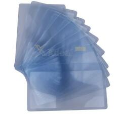 New 10 PCS Credit Card 3 X Magnifier Magnification Magnifying Fresnel LENS Hot