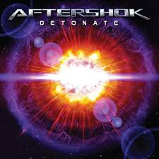 AFTERSHOK - Detonate (NEW*US METAL KILLER*SHOK PARIS*MALICE*JUDAS PRIEST)