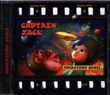 CAPTAIN JACK - OPERATION DANCE - Japan CD+2BONUS - 16Tracks