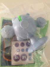 ☀️ Planet 51 Movie UNIVERSAL PROJECTOR Toy Cake Topper Burger King 2009 NEW