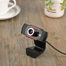 HD 720P Megapixels USB Auto Webcam Camera with MIC for Skype Desktop Android TV