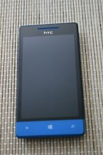 HTC Windows Phone 8S 4GB Atlantic Blue (Unlocked) Smartphone Good Condition
