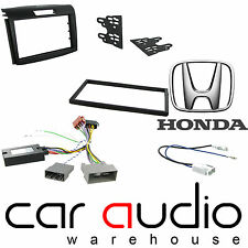 Honda CR-V 2012 On Car Stereo D/Din Fascia & Steering Wheel Interface CTKHD07